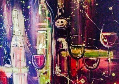 Kendal Perkins Painting