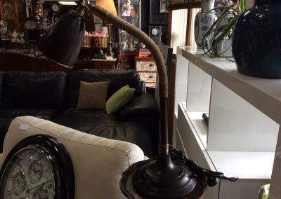 Antique Desk Lamp,