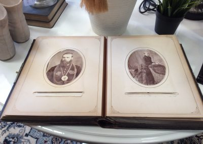 1820's Family Photo Album