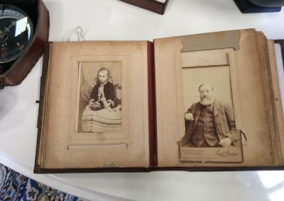 1820's Family Photo Album,