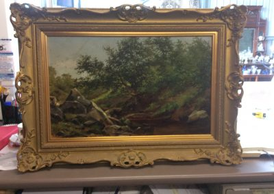Louis Buvelot Painting
