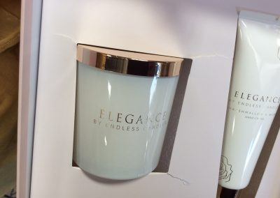 Elegance By Endless Candles and Hand Cream