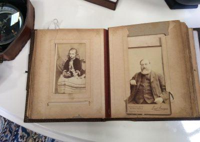1820's Family Photo Album,